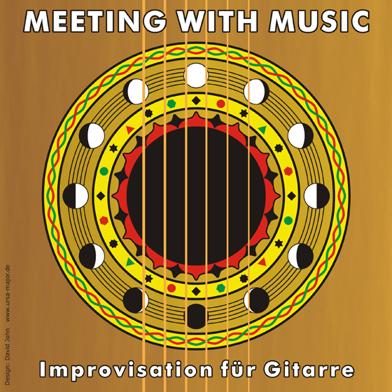 Design for Carlo Domeniconi's Meeting with Music concerts, 2015