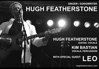 Hugh Featherstone, singer songwriter