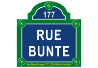 Rue Bunte arts and events venue, Berlin